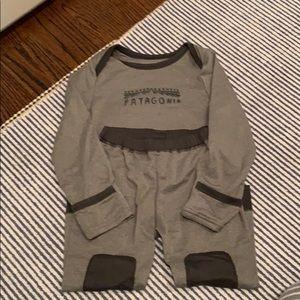 Patagonia Infant Capilene Set